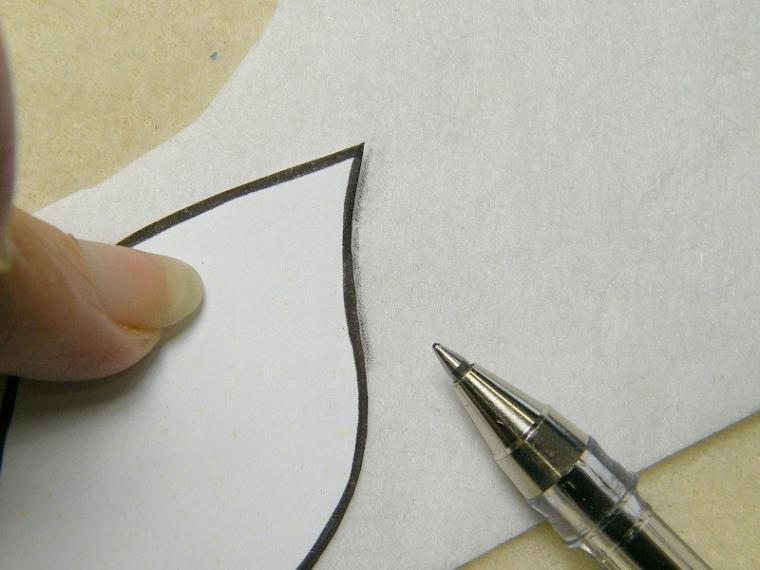 Работа с лентой шибори - мини-мастер-класс и особенности