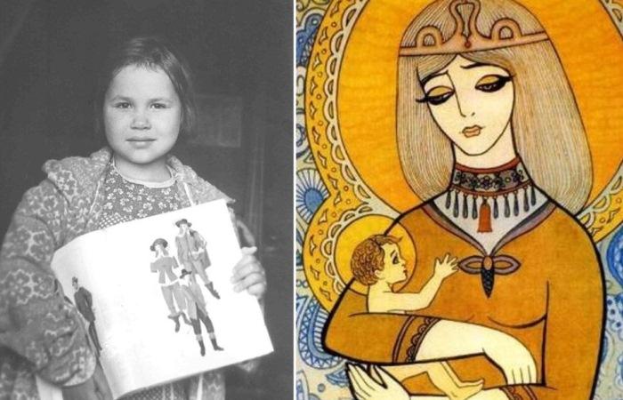Земной путь девочки-индиго Саши Путря: Тысячи рисунков всего за 11 лет жизни