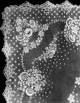 Традиционная мстёрская вышивка