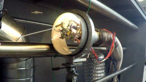 Робот LaserPipe