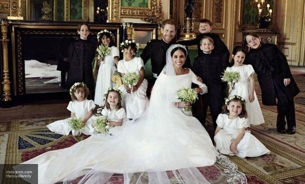 СМИ: Принц Гарри и Меган Маркл могут ждать двойню