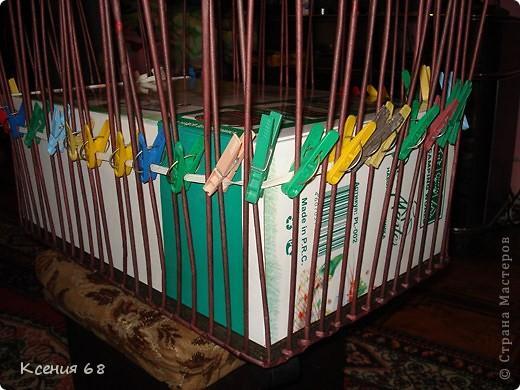 """Мастер-класс Плетение: Сундук на колесах в стиле """"минимализм"""" Бумага газетная Отдых. Фото 13"""