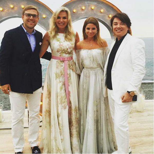 фото татьяна навка и дмитрий песков свадьба
