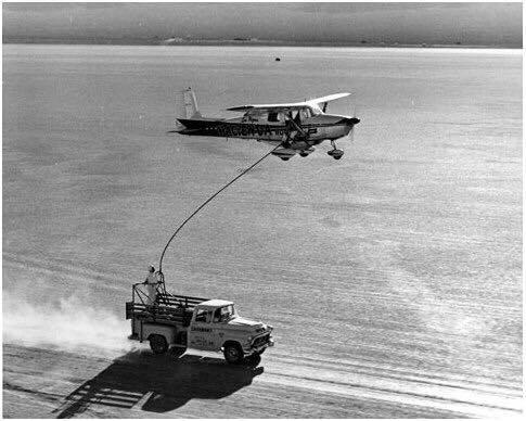 Абсолютный рекорд по продолжительности полёта
