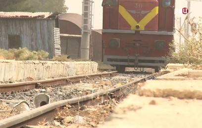 Россия поможет Сирии восстановить железнодорожное сообщение