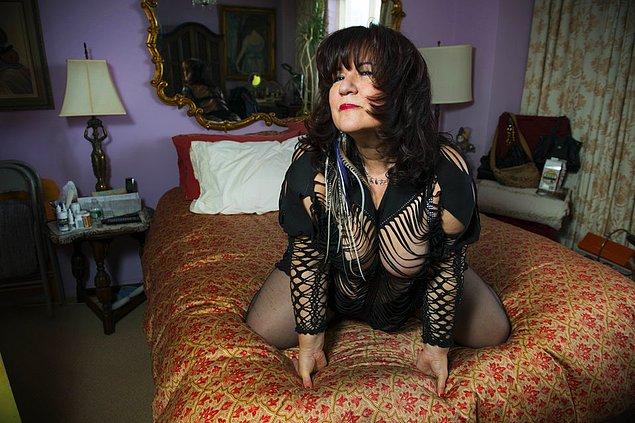 """Памела Мадсен, 52 - """"Сексуальность стала моим другом"""""""