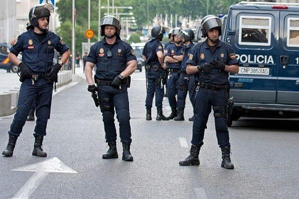 ВБарселоне задержали двоих подозреваемых впричастности ктеракту