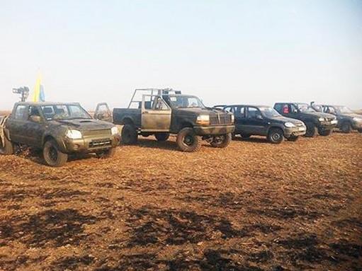 Украинская Рада решила мобилизовать частные автомобили