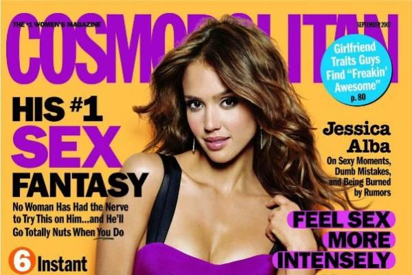 Исследование «Cosmopolitan» и «Vogue»