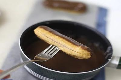 Советское заварное пирожное по ГОСТу. Готовим тот самый десерт из детства!
