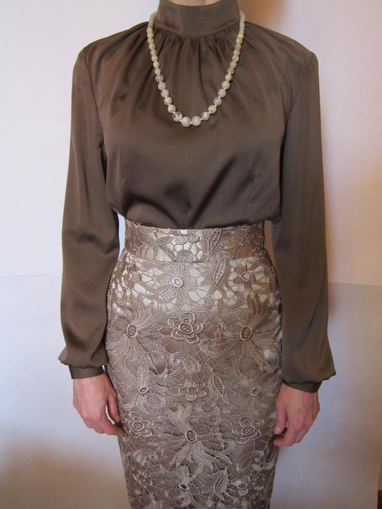 Легкие блузки из шифона в омске