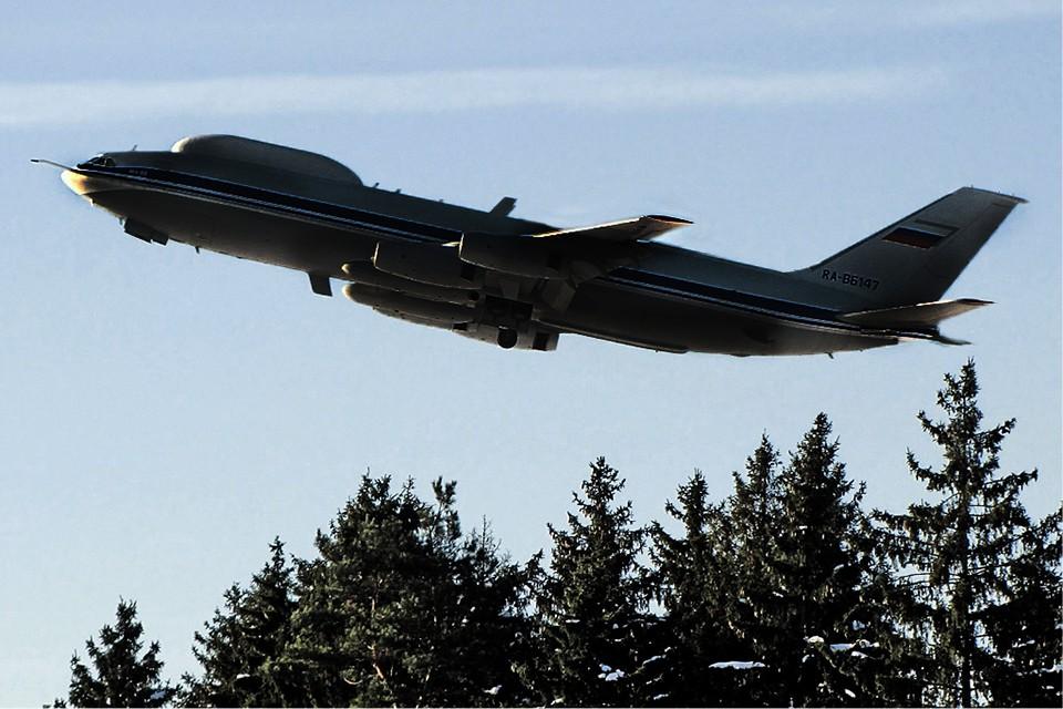 Россия вооружится «самолетом Судного дня»