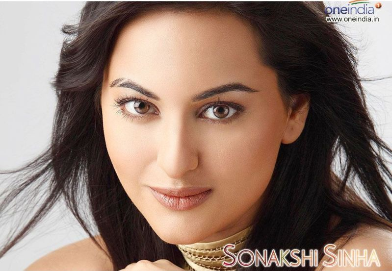 ��������� ������� ������� ����� ��������� ��������������. ���� / Sonakshi Sinha photo