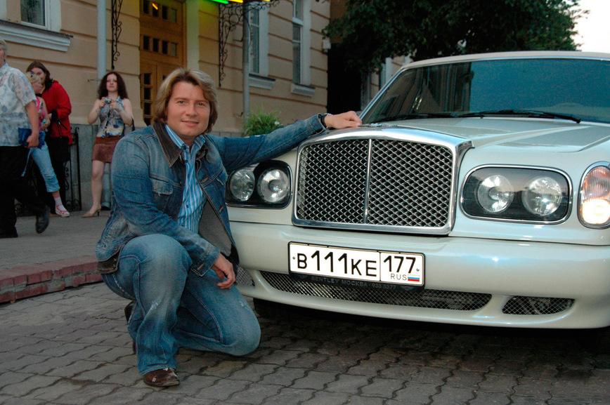 Почему этот Bentley Arnage, который понравился Николаю Баскову, стоит всего 890 тысяч рублей