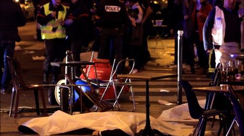 Серия терактов в Париже 13 н…