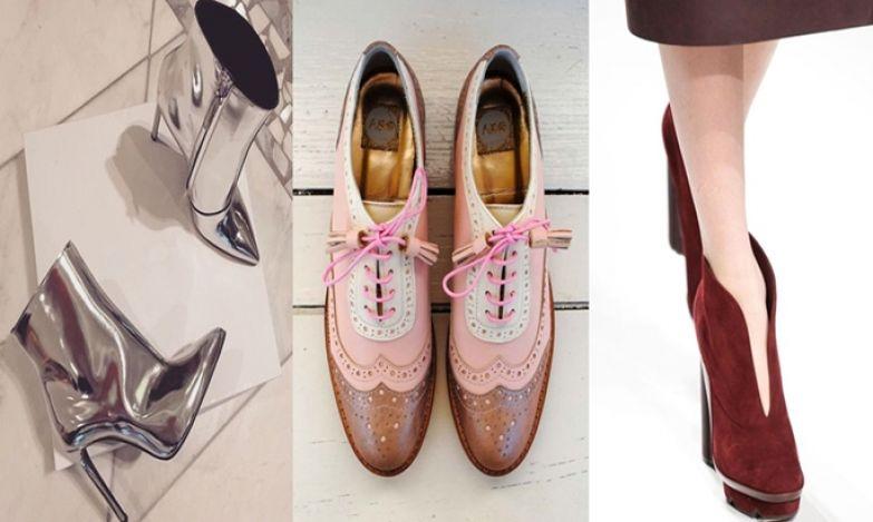 Модные тренды обуви для сезона весна 2018.