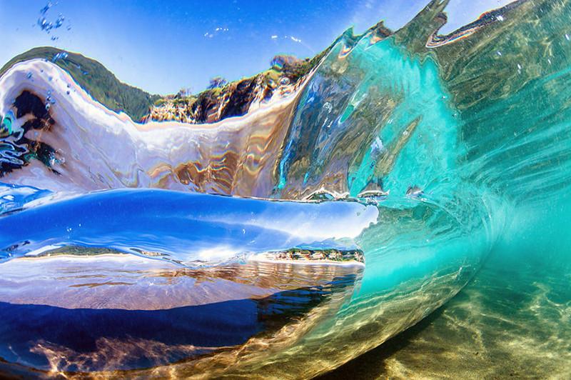 Мимолётные шедевры изумительной красоты, созданные океаном
