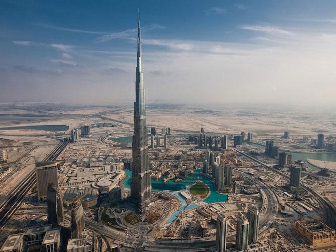 Невероятные здания мира