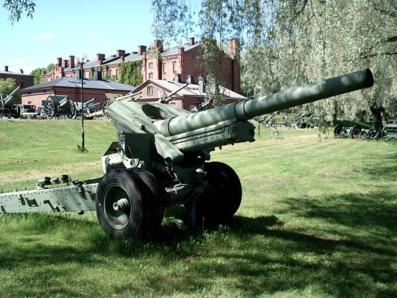 Фёдор Петров – создатель лучших в мире гаубиц и корпусных орудий