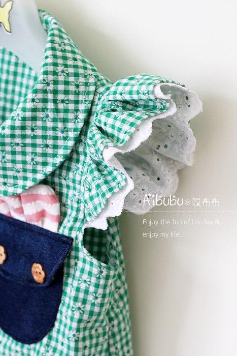 Ушастый карманчик (выкройка детской блузки)