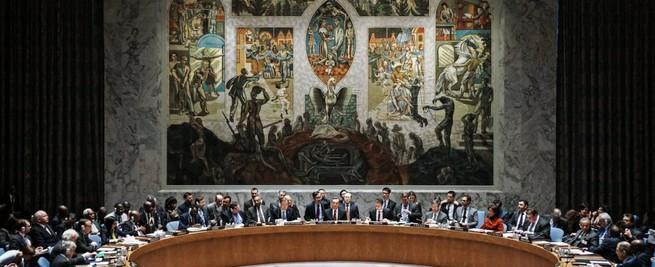 Россия начала обвинять в ООН…