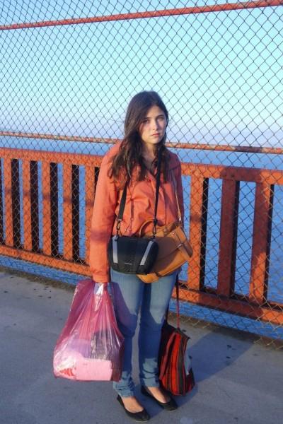 История одной эмигрантки (3 фото)