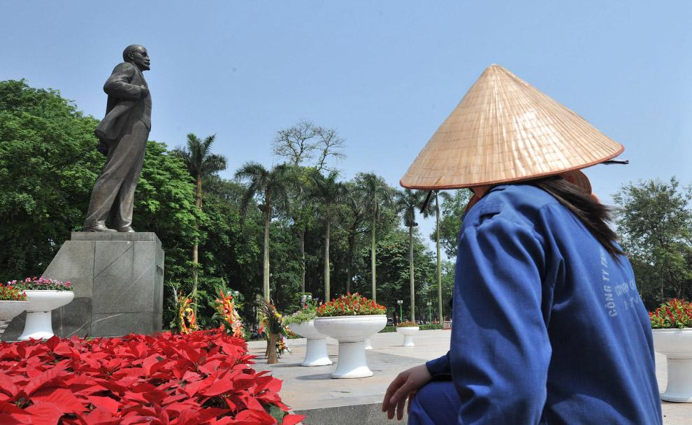 Центр города Ханой, Вьетнам