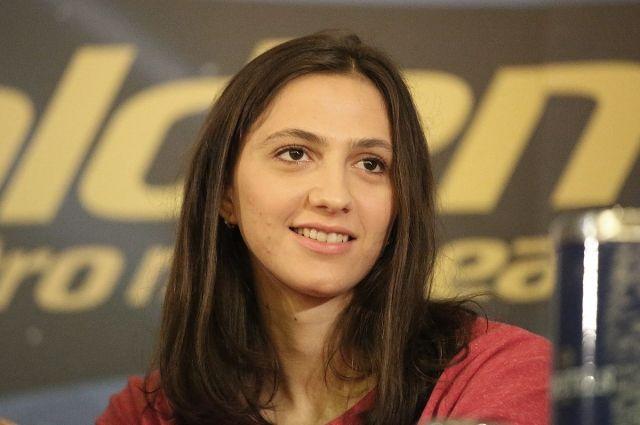 Российская прыгунья Ласицкене выиграла 34-й турнир подряд