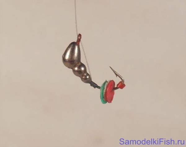 ловля на мормышку с шариком