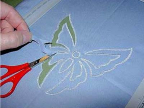 Ришелье вышивка вручную мастер класс