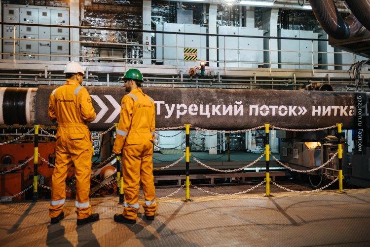 В Киеве заявили, что газовую…