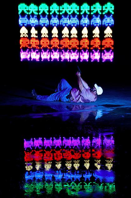 Невероятные работы мастеров светографики светографика, фотография
