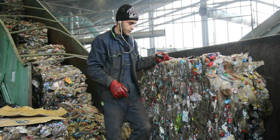 переработка, пластик, россия