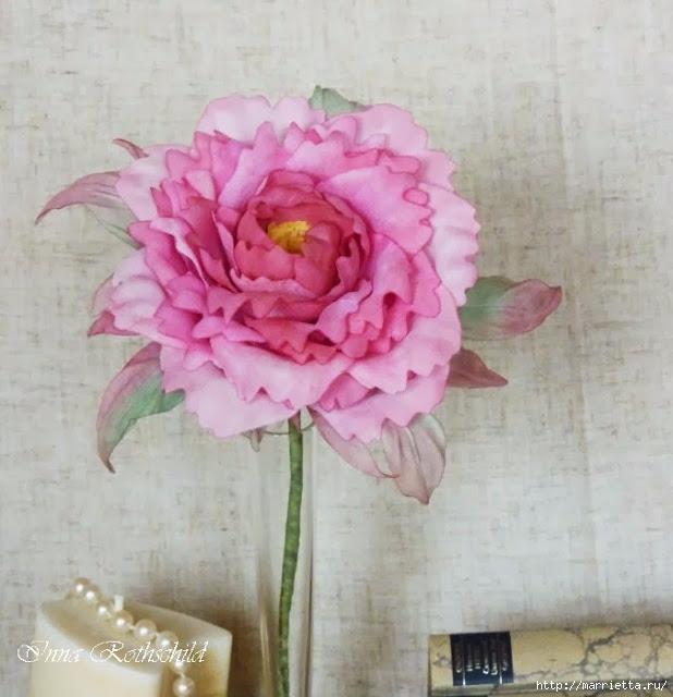 Цветы из шелка от Inna Rothschild (8) (618x640, 180Kb)