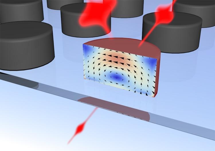 Cоздан сверхбыстрый фотонный переключатель для компьютерных устройств