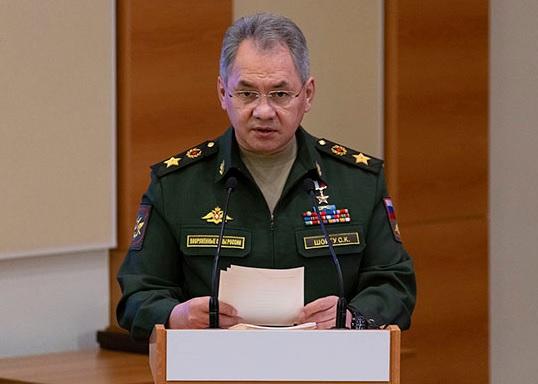 Заявления министра обороны Сергея Шойгу на заседании комитета Государственной Думы по обороне