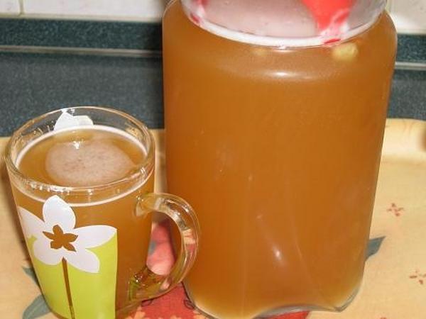 Овсяный квас - супер напиток для здоровья!