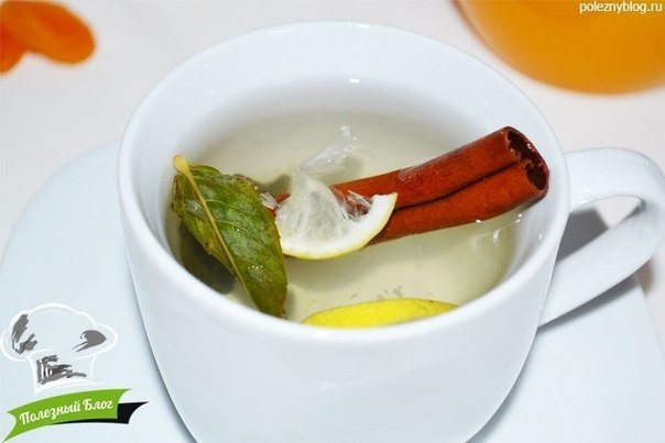 Чай с корицей и лавровым листом поможет похудеть