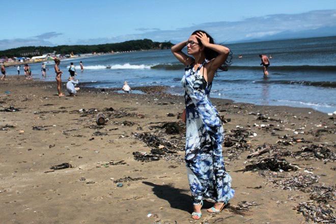 Российские пляжи, к которым лучше не приближаться