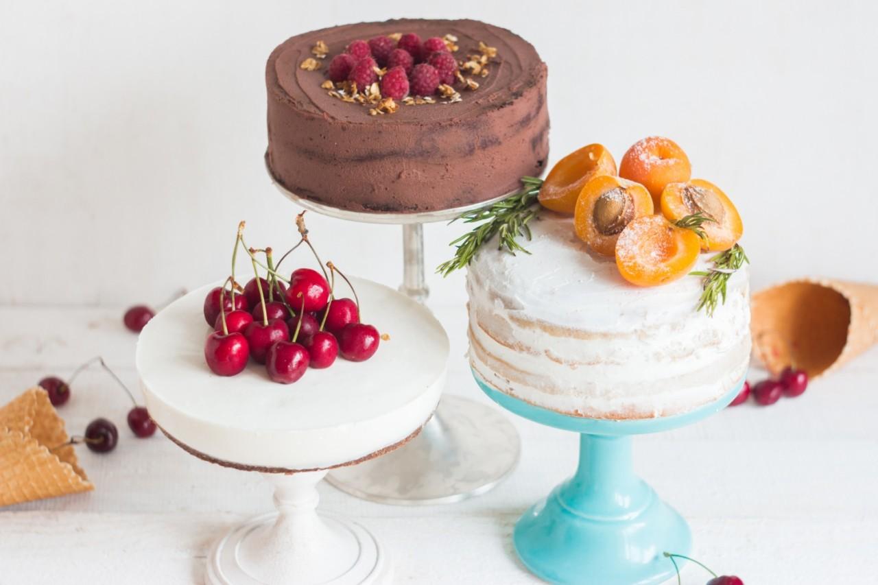Летние тортики рецепты