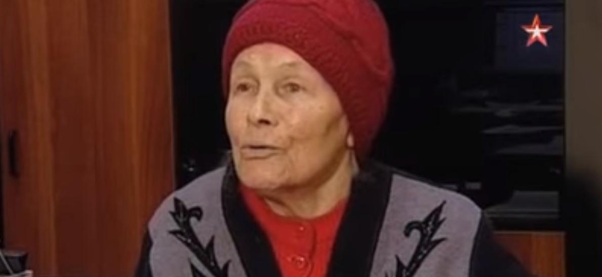 Девяностолетняя сибирячка ветеран  войны  задержала грабителя
