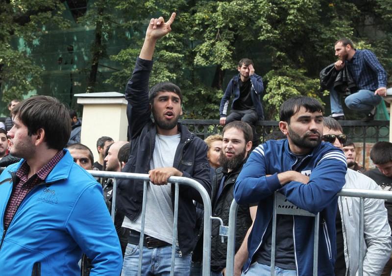 Этим можно? Кто стоит за акцией радикальных мусульман в Москве?