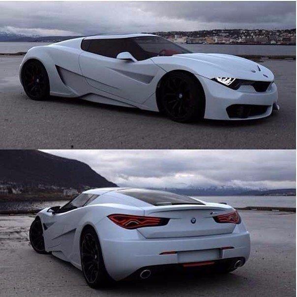 BMW M9. Концепт
