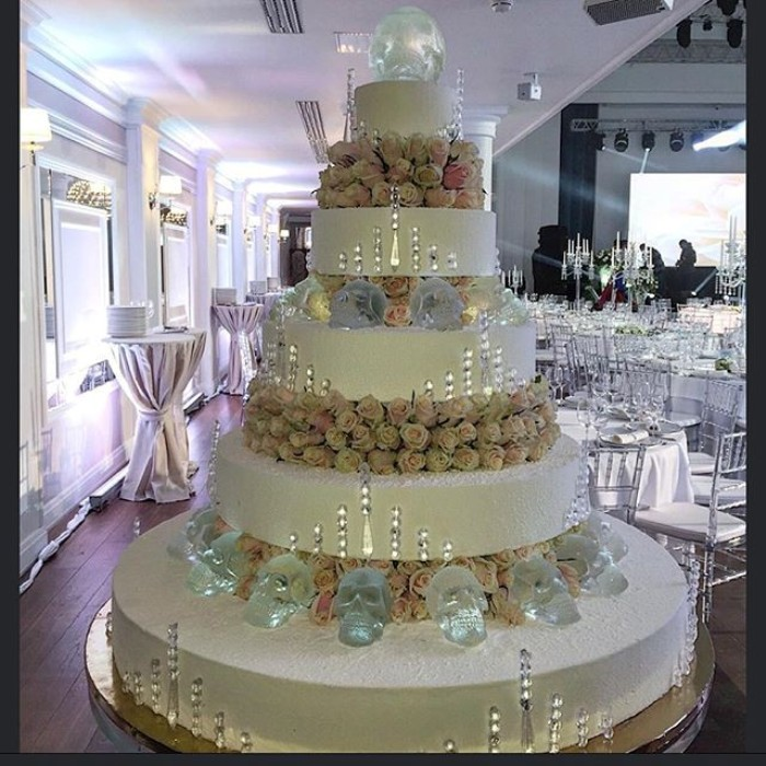 Торт с ромашками картинки
