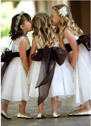 Детская мода: платье для маленькой принцессы