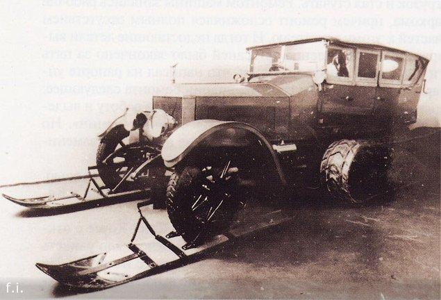 Автомобили В.И. Ленина.
