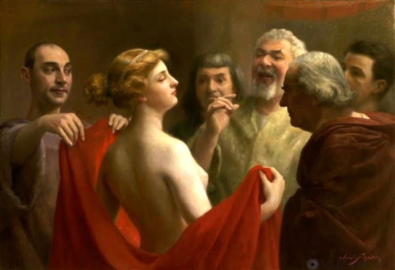 10 самых известных проституток в истории