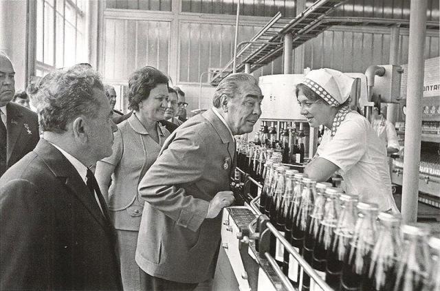 Как разменивали СССР на пепси