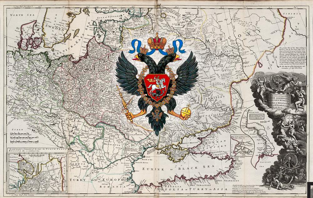 Русские и только русские. Один народ. Одна Империя. И больше никаких белорусов, малоросов и пр. 18+
