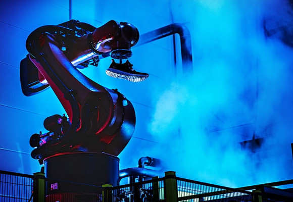 Adidas backpedals on robotic shoe production with Speedfactory closures
